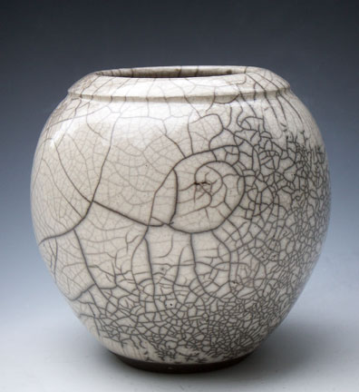 a research on the raku ware Raku is fired at the same temperature as the bisque firing, so raku ware is porous this is necessary because clay fired to maturity won't withstand the thermal shock of raku since the raku glazes craze, a raku vase filled with water will seep a little, and raku is not appropriate for use with food.