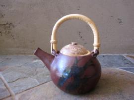 Raku-Teapot