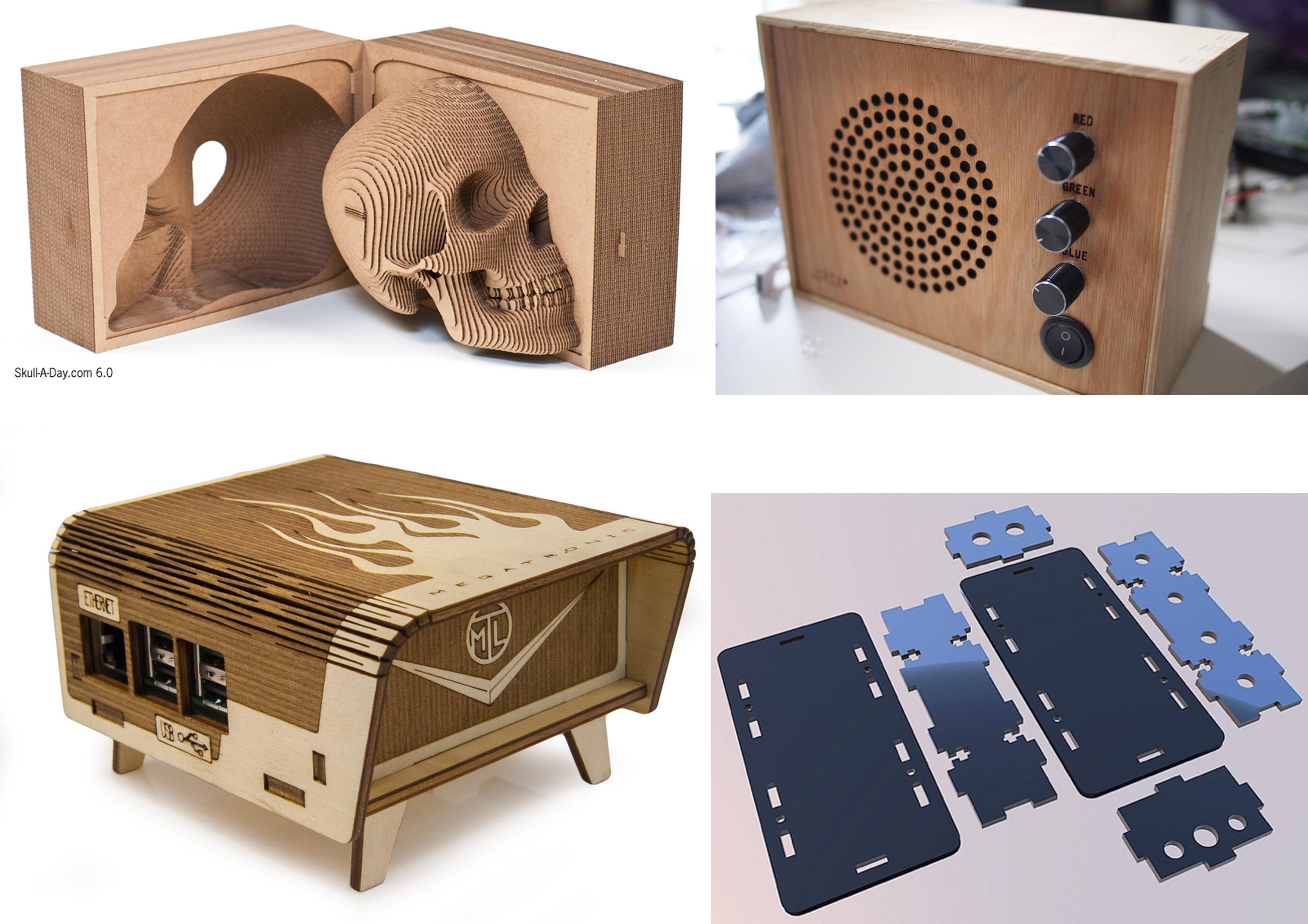 Fabulous Processes: 3D Print vs Lasercut – Finlay Page Creative &OZ04